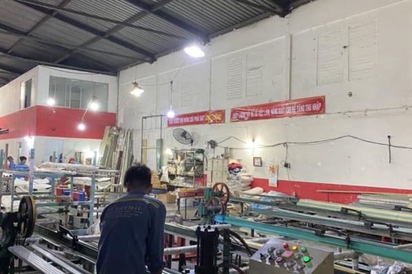 Thi công lắp đặt cửa cuốn Đài Loan